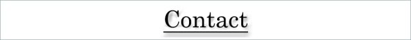 Web Contact Title