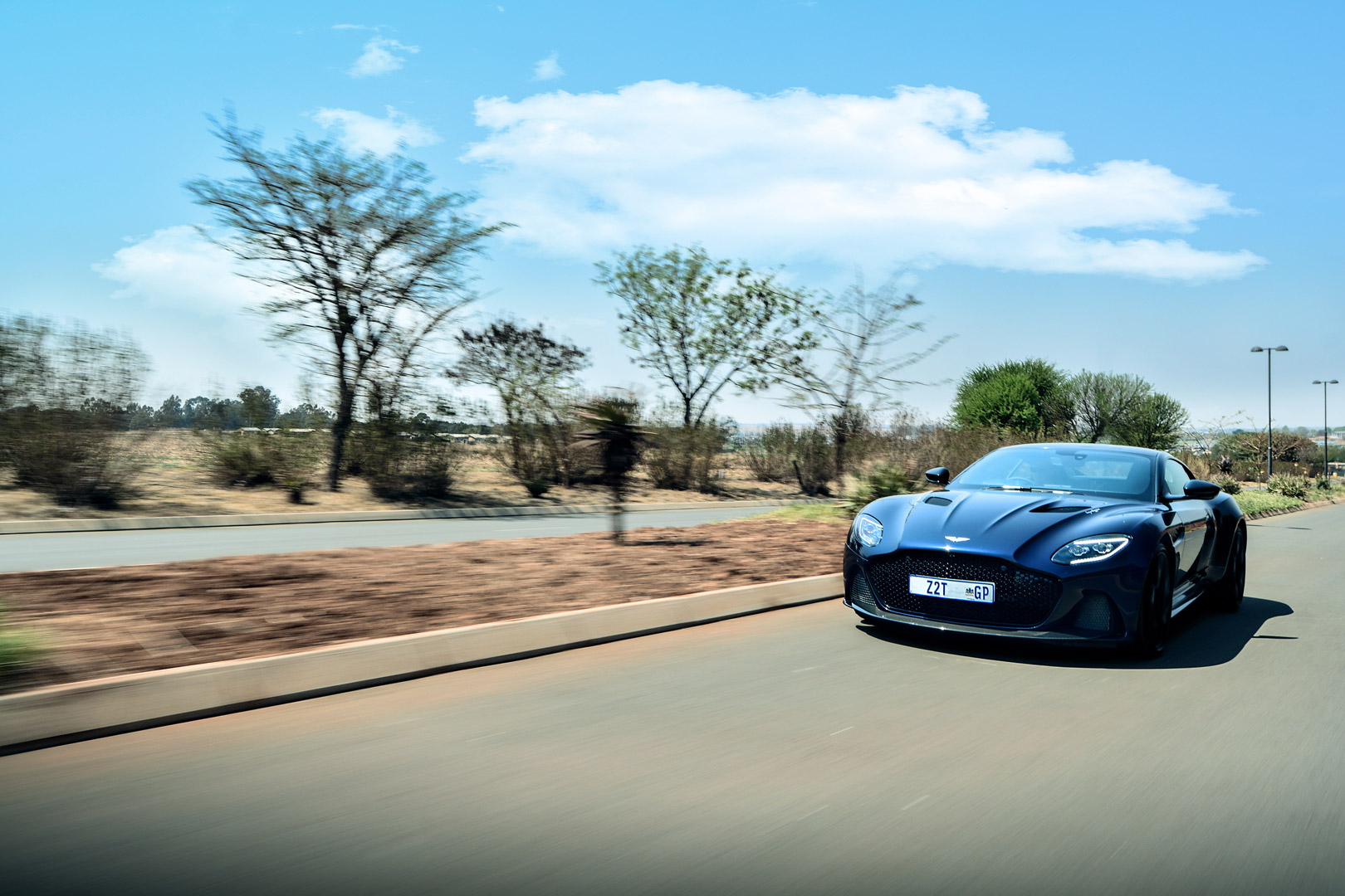 Aston Martin DBS Superleggera By Automotive Photographer Roland Woon Johannesburg South Africa